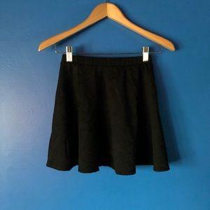 Forever 21   Black Circle Skirt